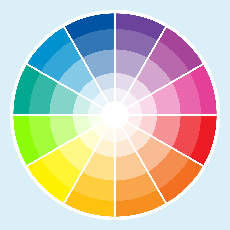 Colors Combinations: Design Of The Picture Book