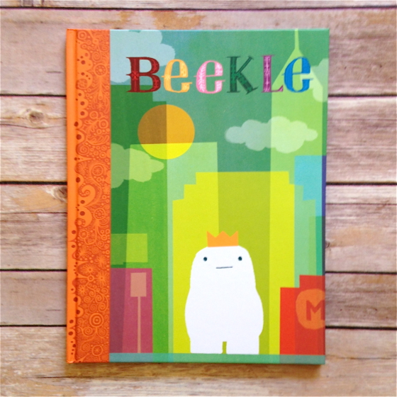 The Adventures of Beekle: An Unimaginary Friend by Dan Santat