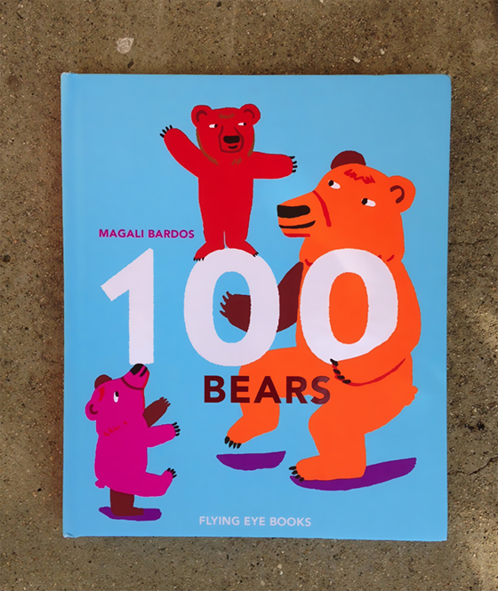 100Bears by Magoli Bardos
